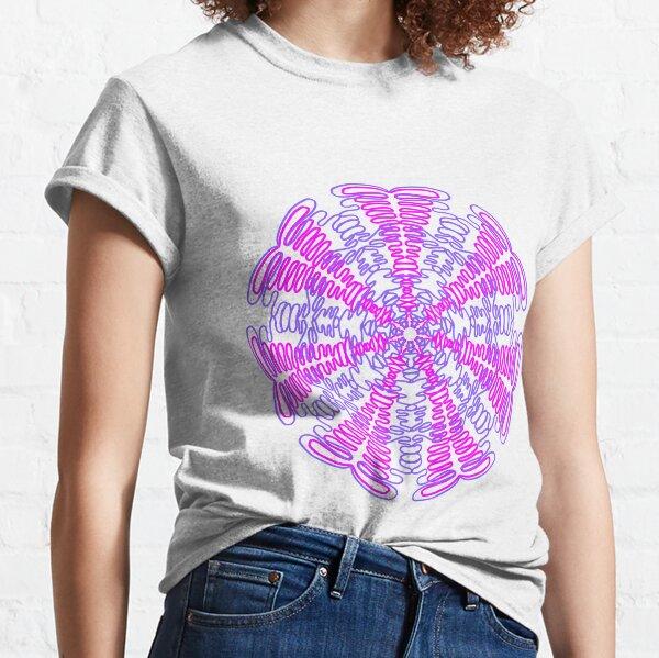 Art Design - Star Linen Mandala Classic T-Shirt