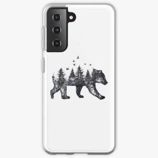 Bear Country Samsung Galaxy Soft Case