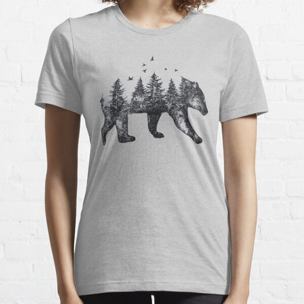 Bear Country Essential T-Shirt