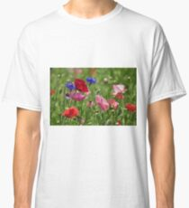 Poppies, As Is Classic T-Shirt
