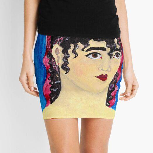 Delilah Moondancer Mini Skirt