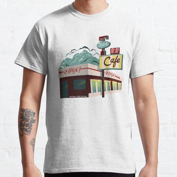 Twin Peaks - RR Diner - RR2GO Classic T-Shirt