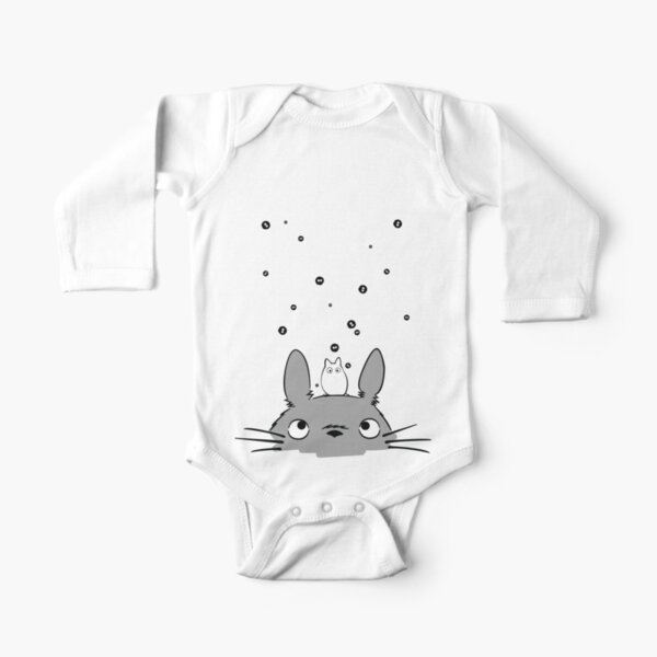 My Neighbour Long Sleeve Baby One-Piece