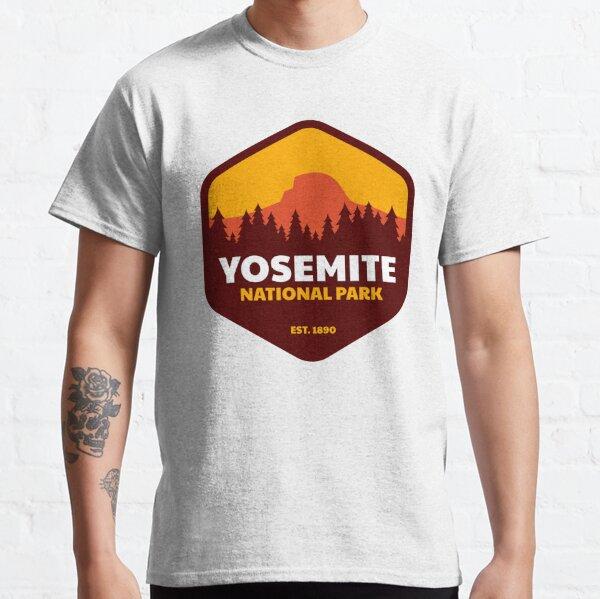 Yosemite National Park Badge Classic T-Shirt