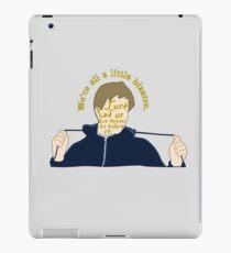We're All A Little Bizarre [ Ipod / Iphone / Print ] iPad Case/Skin