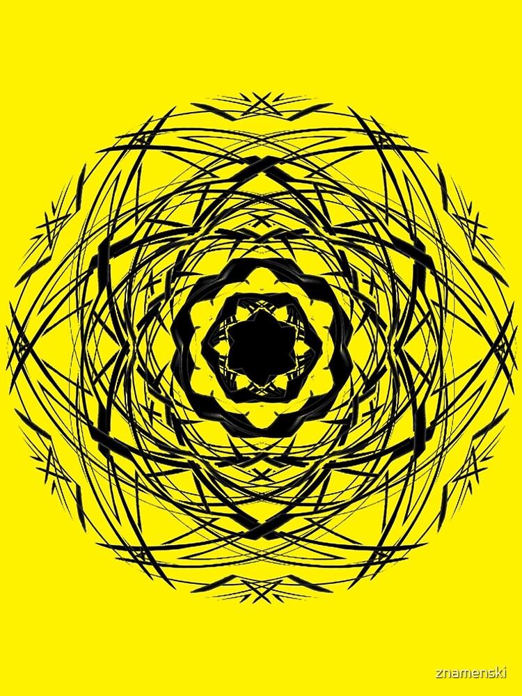 #pattern, #repeat, #abstract, #design, illustration, art, geometry, circle by znamenski