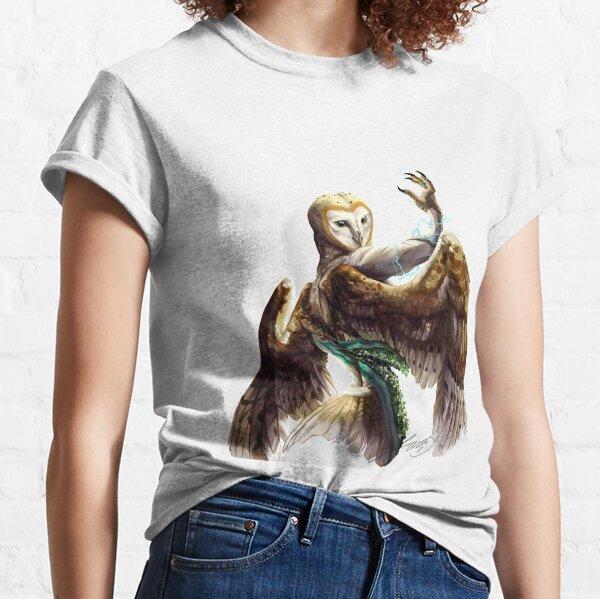 Owl Geode Classic T-Shirt