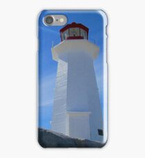 Peggy's Cove, NS iPhone Case/Skin