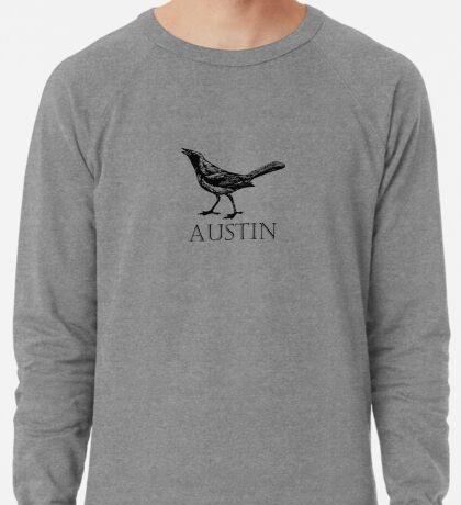 Austin Grackle Lightweight Sweatshirt