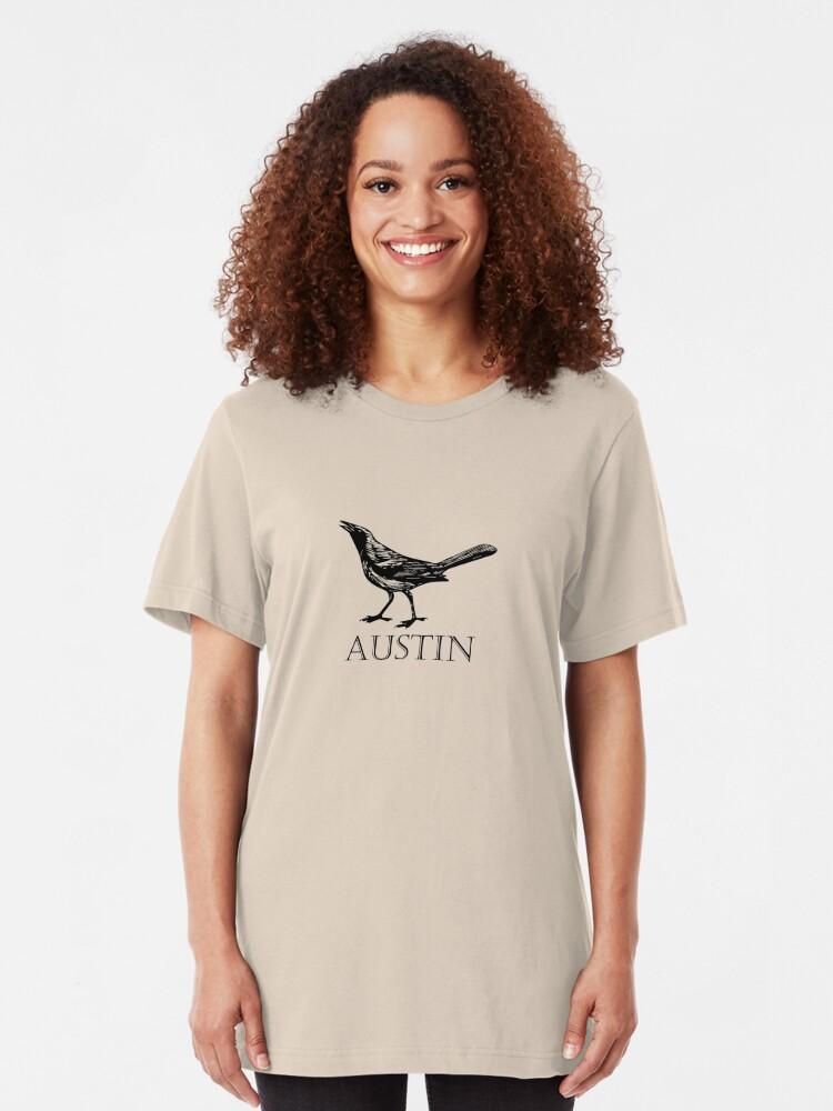 Alternate view of Austin Grackle Slim Fit T-Shirt