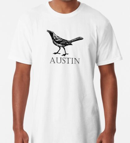 Austin Grackle Long T-Shirt