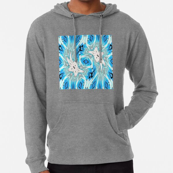 #pattern, #repeat, #abstract, #design, illustration, art, geometry, circle Lightweight Hoodie