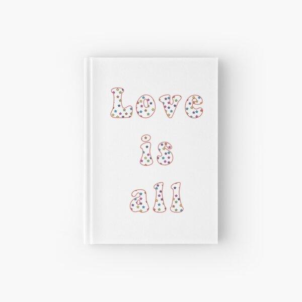 Love is all Carnet cartonné