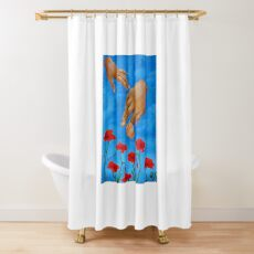 FAMILY UNITY Shower Curtain