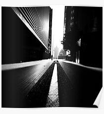 More London shadows Poster
