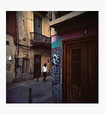 Valencia, Spain Photographic Print