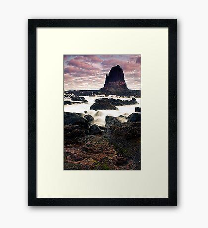 Pulpit Rock #3 Framed Print