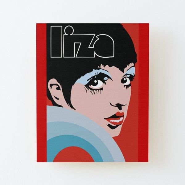 LIZA MINNELLI Minimal Poster Music Print