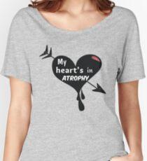 Sedated Lyrics (Black) Women's Relaxed Fit T-Shirt