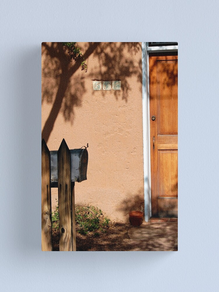 Alternate view of Delivering Shadows Canvas Print