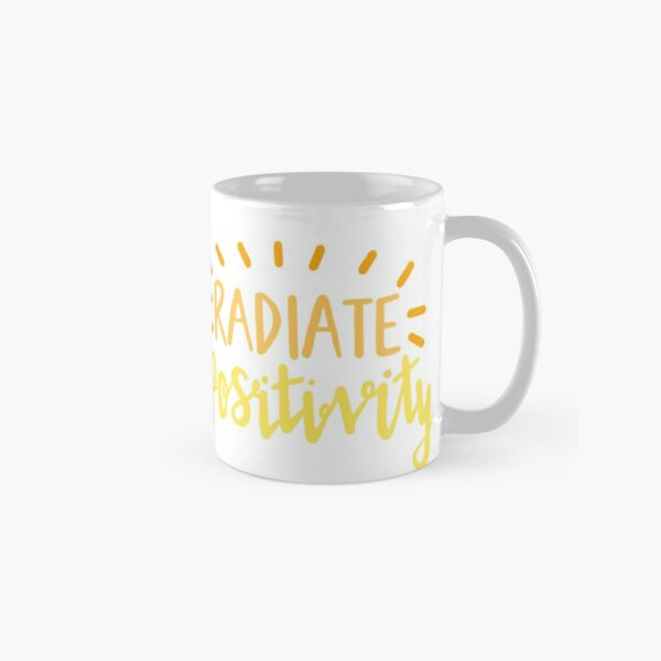 positivity sticker pack Classic Mug