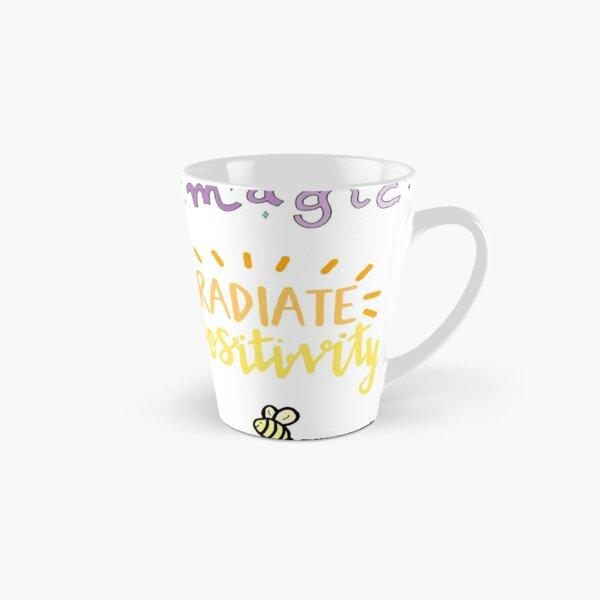 positivity sticker pack Tall Mug