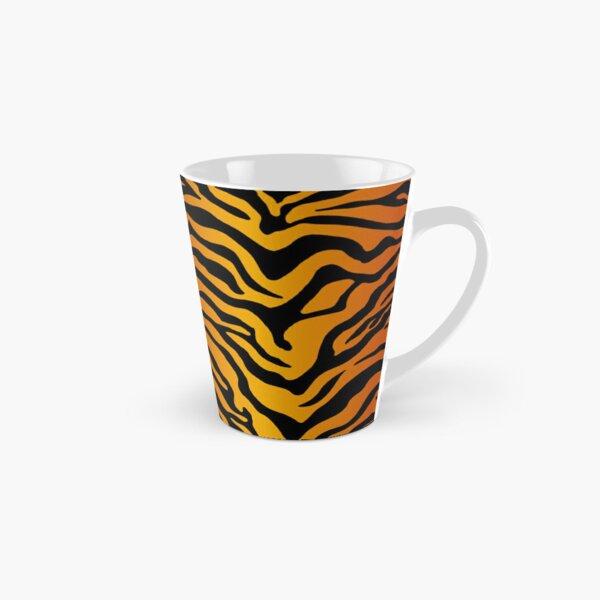 Tiger stripe print Tall Mug