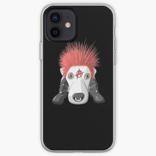 Anarchy! iPhone Soft Case