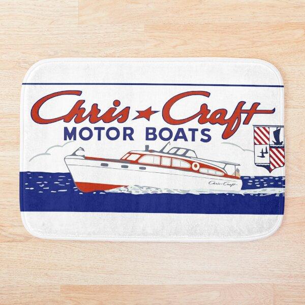 CHRIS CRAFT Bath Mat