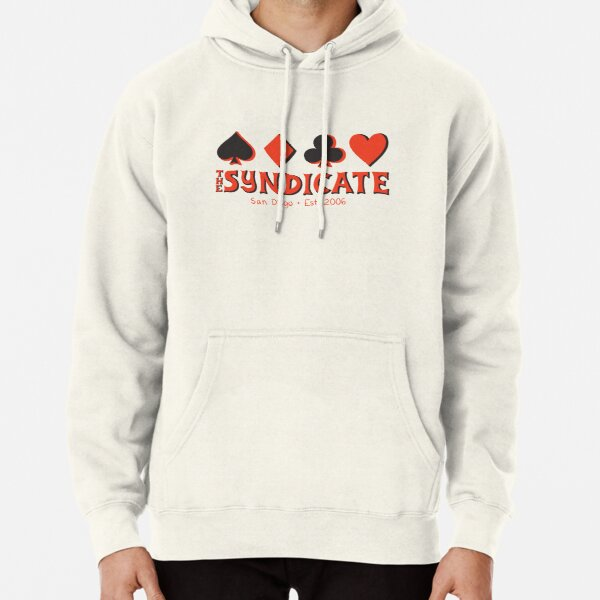 Syndicate Classic - Light Pullover Hoodie