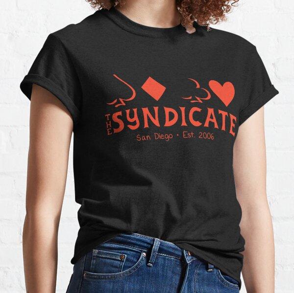 Syndicate Classic - Dark Classic T-Shirt