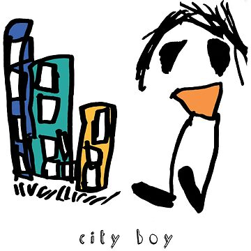 City Boy + type by kiinderpanzer