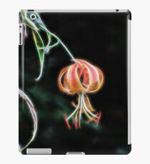 Fractalius Turk's Cap Lily iPad Case/Skin