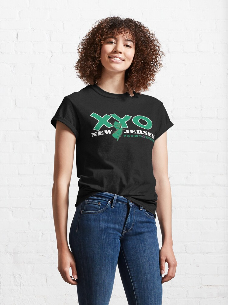 Alternate view of XYO New Jersey Design Classic T-Shirt