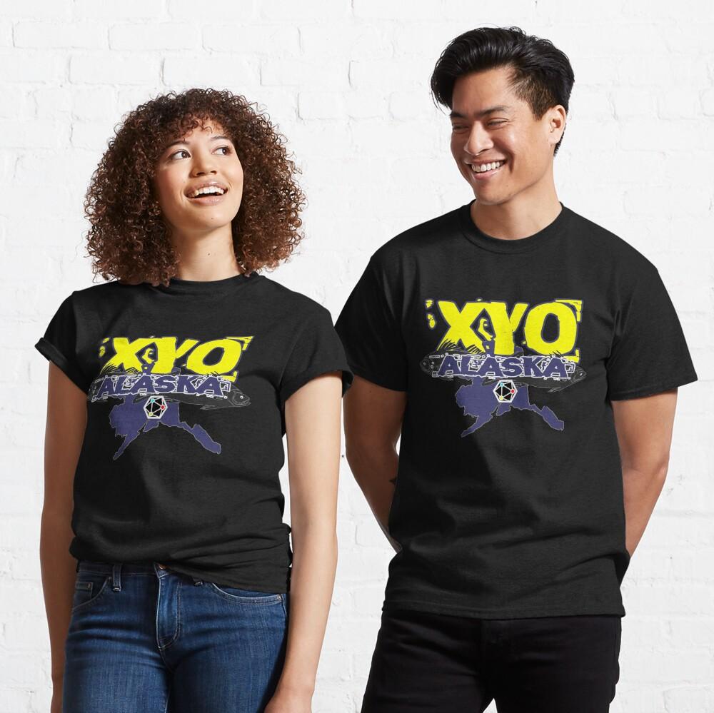 XYO Alaska Design Classic T-Shirt