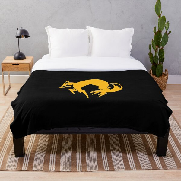 Metal Gear Solid - FOX Logo Throw Blanket