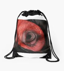 Check out these Eyelashes!!! Drawstring Bag