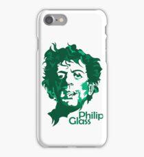 Philip Glass iPhone Case/Skin