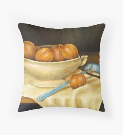 Venetian Table Throw Pillow