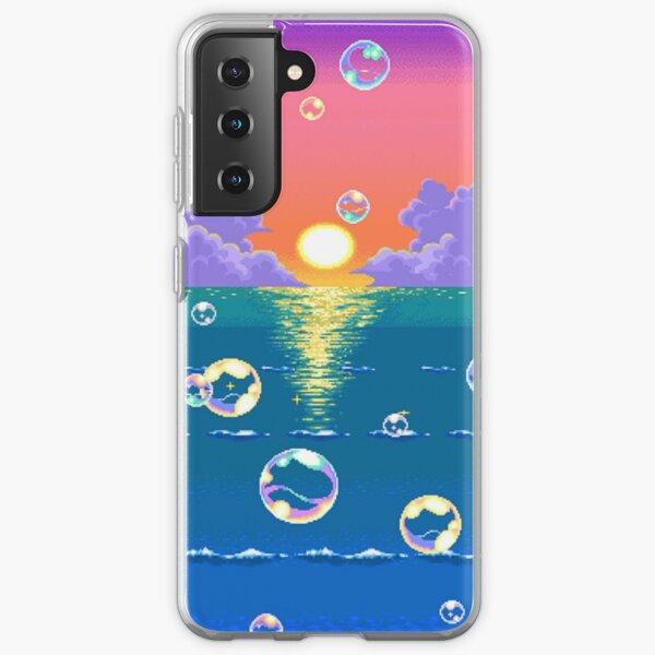 pokemon mystery dungeon beach Samsung Galaxy Soft Case