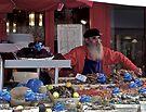 St. Germaine Vendor, Paris by pmreed