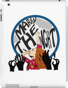Marry The Night [ Ipod / Iphone / Print ] by swelldame