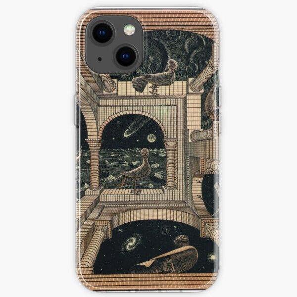 MC ESCHER LABIRINTH iPhone Soft Case