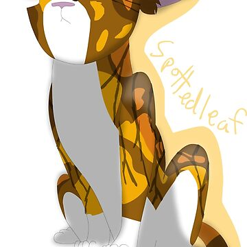 Warrior Cats: Spottedleaf by SamoyedOfValor