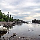 Inlet off Lake Superior, Ontario Canada by Eros Fiacconi (Sooboy)