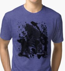 Little bird in the cage Tri-blend T-Shirt