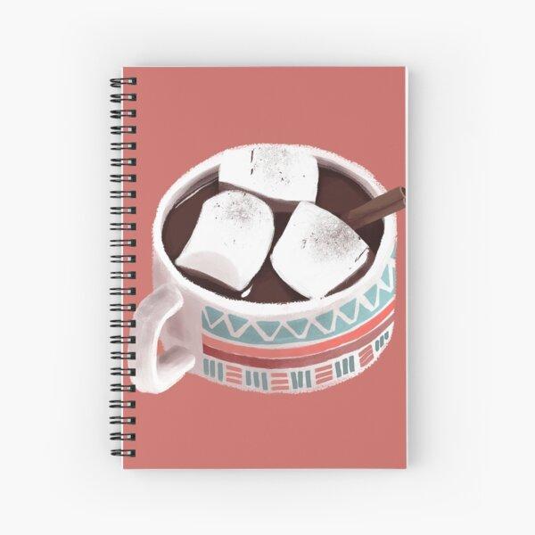 Hot Chocolate Spiral Notebook