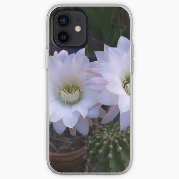 Sometimes the sharpest things have a soft and pretty side iPhone Soft Case