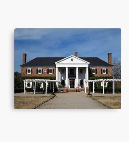 Boone Hall Plantation, Charleston Canvas Print