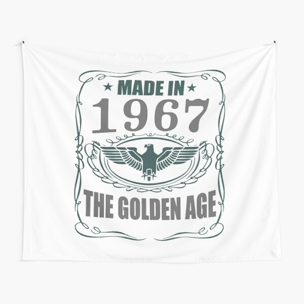Made In 1967 - The Golden Age Tapestry